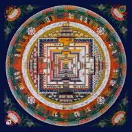 Kalacakra Mandala