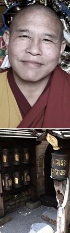 Khensur Jhado Tulku Rinpoche